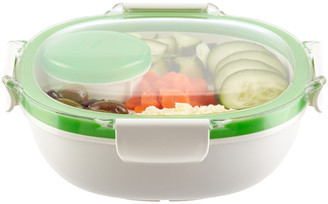 Container Store OXO Good Grips Round On-the-Go Salad Container