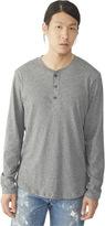 Alternative Organic Pima Henley Shirt