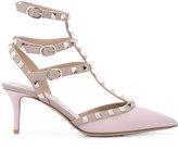 Valentino Garavani Valentino Rockstud pumps - women - Leather/metal - 39.5