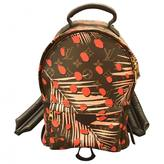 Louis Vuitton Palm Springs cloth backpack