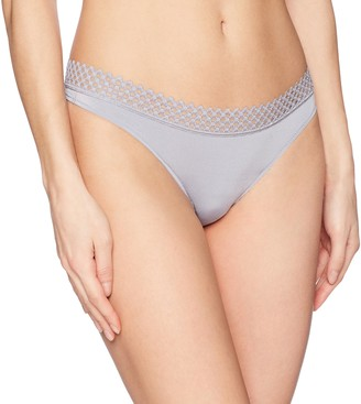 B.Tempt'd b.temptd by Wacoal Women's Tied in Dots Thong Panty