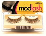 Andrea Mod Lashes Style 45 Black (3 Pack) by