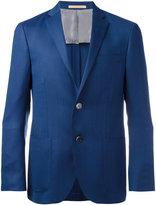 Corneliani two button blazer - men - Cupro/Wool - 52
