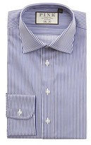 Thomas Pink Grant Street Slim Fit Dress Shirt.