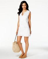 Lauren Ralph Lauren Sleeveless Cotton Cover-Up