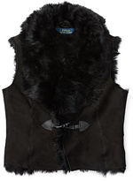 Ralph Lauren Shearling Vest