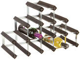 RtA 14 Bottle Pyramid Wine Rack
