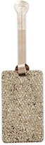 Forever 21 Glitter Luggage Tag
