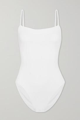 Eres Les Essentiels Aquarelle Swimsuit - White