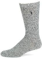 Polo Ralph Lauren Heathered Crew Socks