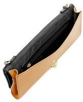 Calvin Klein Geneva Leather Quilted Clutch