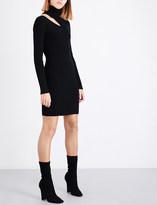 A.L.C. West cutout knitted mini dress