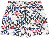 Charabia Padded shorts