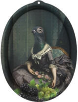 Ibride Galerie De Portraits - Oval Tray - Isild