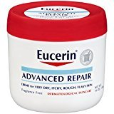 Eucerin Advanced Repair Creme 16 Ounce (Packaging May Vary)