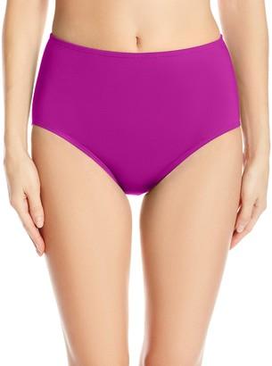 Jantzen Women's Solid Comfort Core Bikini Bottom