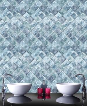 Graham & Brown Lagoon Blue Wallpaper