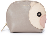 Furla Allegra Small Bear Cosmetic Case