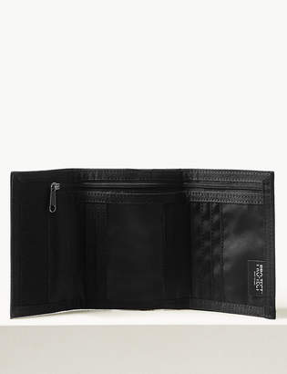 Marks and Spencer Pro-Tect Tri-fold Wallet with Cardsafe