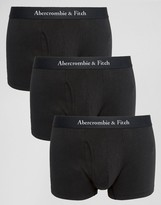 Abercrombie & Fitch 3 Pack Trunks