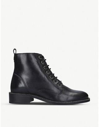 Carvela Spike leather boots