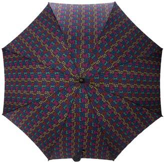 Missoni Pre Owned 1980's Monogram Umbrella