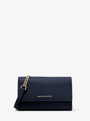 MICHAEL Michael Kors Saffiano Leather 3-in-1 Crossbody