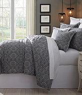 Southern Living Donato Medallion Cotton & Linen Quilt Mini Set