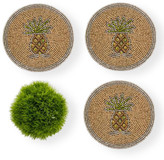 Joanna Buchanan Pineapple Coasters Set of 4