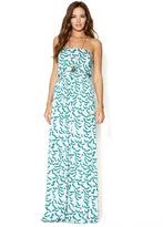 Rachel Pally Talmadge Strapless Maxi Dress