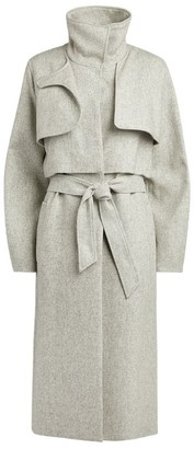 Camilla And Marc Vermont Funnel-Neck Transformable Coat-Jacket