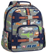 Pottery Barn Kids Pre-K Backpack, Mackenzie Brody Transportation Collection