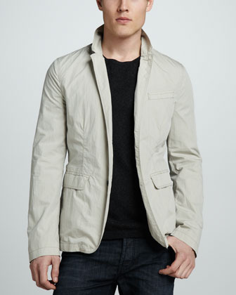 Burberry Two-Button Sport Jacket