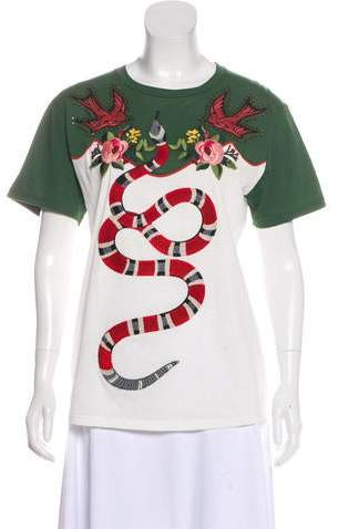 d831f34b623ffc Snake T Shirt - ShopStyle