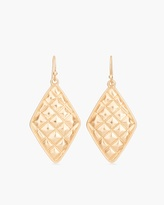 Chico's Fleur Drop Earrings