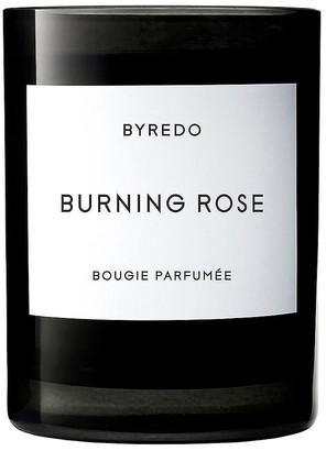 Byredo Burning Rose Candle in | FWRD