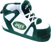 Comfy Feet Men's New York Jets 01 - Green/White Slippers
