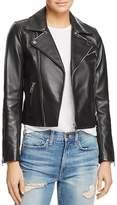 Maje Leather Moto Jacket - 100% Exclusive