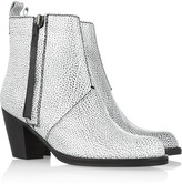 Acne Pistol leather ankle boots