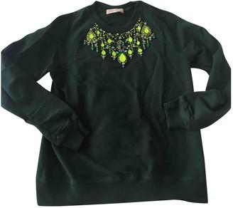 Matthew Williamson Green Cotton Knitwear for Women
