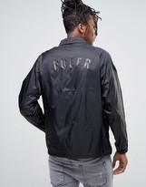 Poler Coach Jacket With Logo Back Print