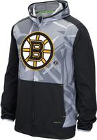 Reebok NHL Boston Bruins TNT Full Zip Hoodie