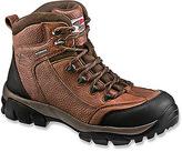 "Avenger Safety Footwear Men's 7244 Full Grain Leather EH Comp Toe WP 6"" Boot"