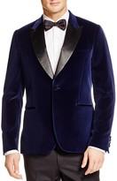 Paul Smith Soho High Velvet Regular Fit Tuxedo Jacket
