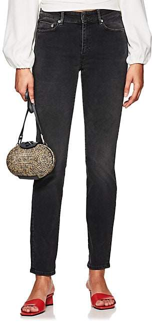 Care Label Women's Tender High-Rise Skinny Jeans - Black