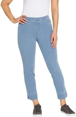 Isaac Mizrahi Live! Tall 24/7 Denim Ankle Jeans