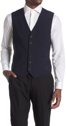 Reiss Belief Modern Fit Vest Suit Separates