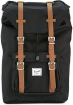 Herschel double-strap backpack - unisex - Cotton - One Size