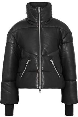 Walter Baker Edwina Quilted Leather Jacket