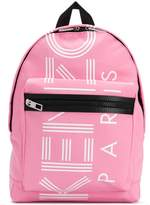 Kenzo small logo print backpack